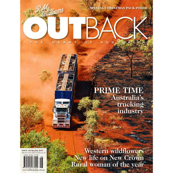 OUTBACK Magazine - Issue 110 - Dec/Jan 2017