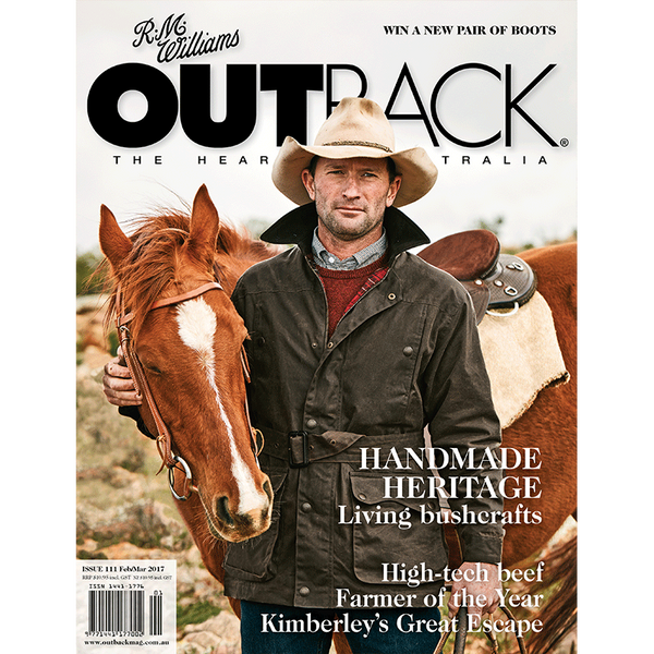 OUTBACK Magazine - Issue 111 - Feb/Mar 2017