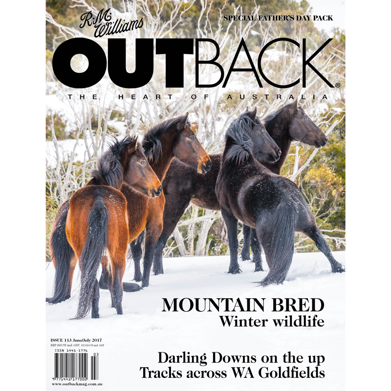 OUTBACK Magazine - Issue 113 - June/July 2017