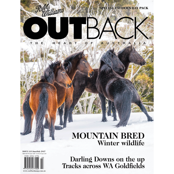 OUTBACK Magazine - Issue 113 - Jun/Jul 2017