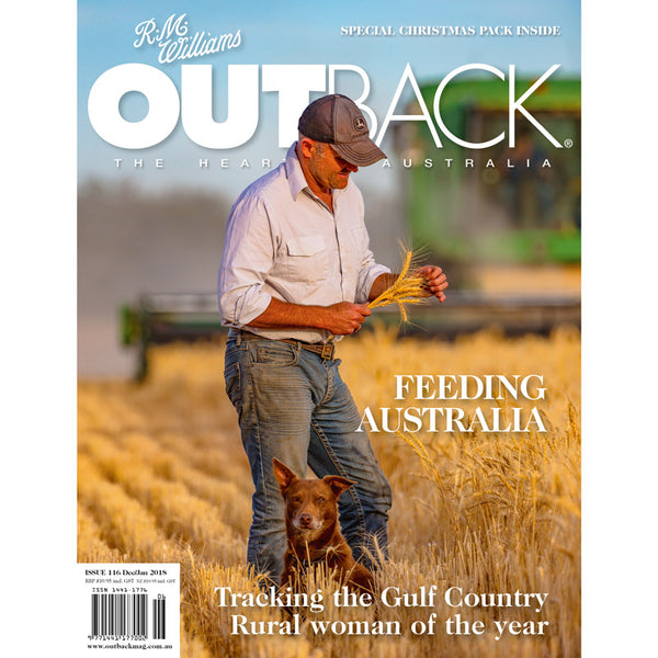 OUTBACK Magazine - Issue 116 - Dec/Jan 2018