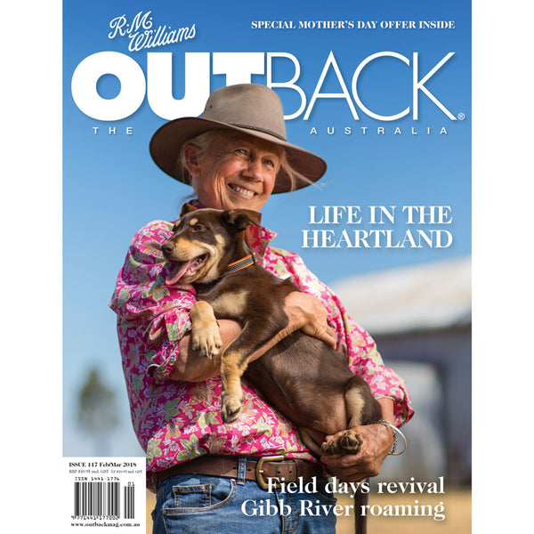 OUTBACK Magazine - Issue 117 - Feb/Mar 2018