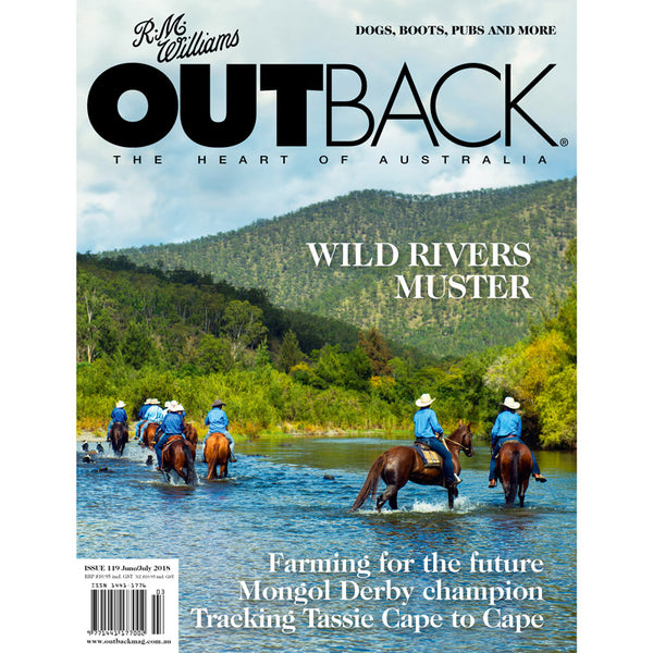 OUTBACK Magazine - Issue 119 - Jun/Jul 2018