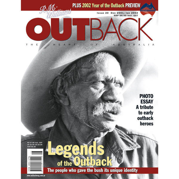 OUTBACK Magazine - Issue 20 - Dec/Jan 2002