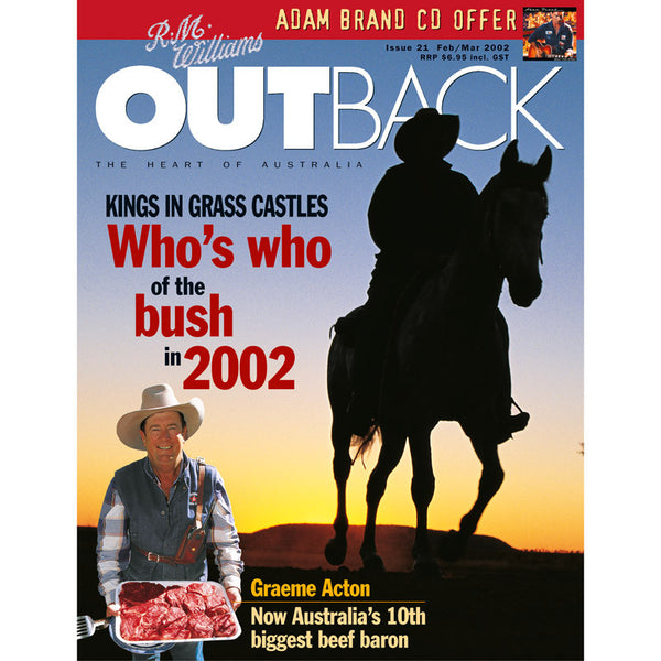OUTBACK Magazine - Issue 21 - Feb/Mar 2002