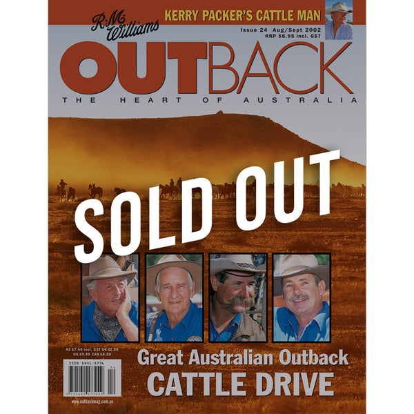 OUTBACK Magazine - Issue 24 - Aug/Sep 2002