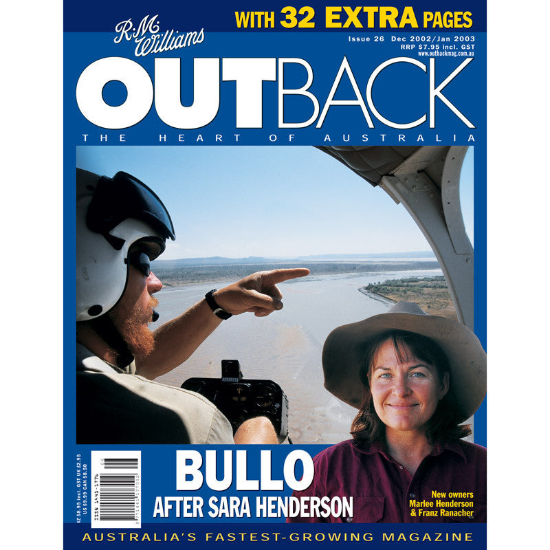 OUTBACK Magazine - Issue 26 - Dec/Jan 2003