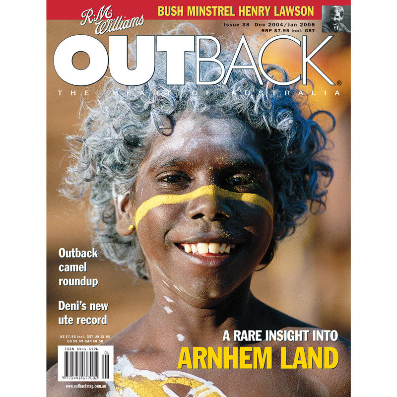OUTBACK Magazine - Issue 38 - Dec/Jan 2005