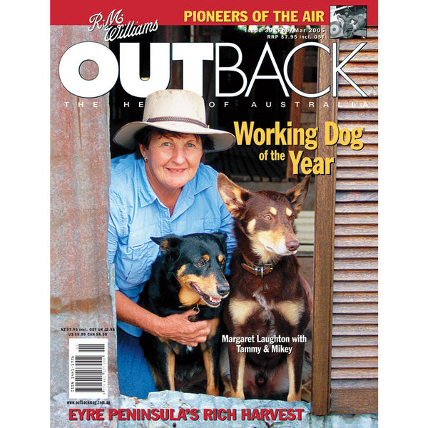 OUTBACK Magazine - Issue 39 - Feb/Mar 2005