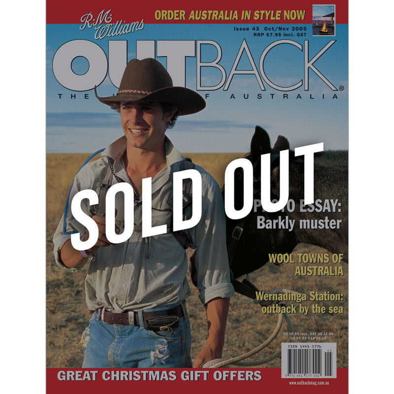 OUTBACK Magazine - Issue 43 - Oct/Nov 2005