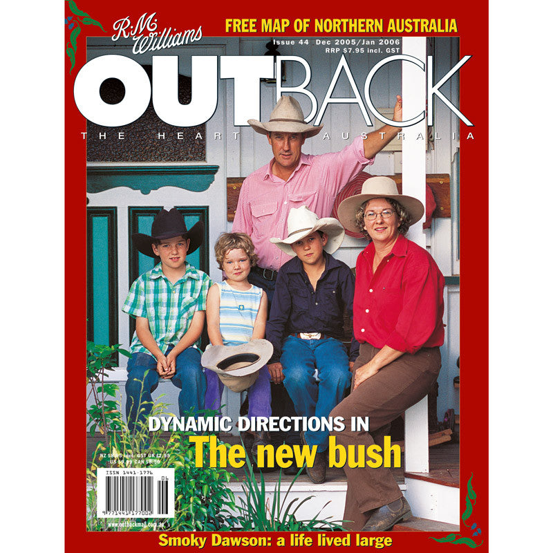 OUTBACK Magazine - Issue 44 - Dec/Jan 2006