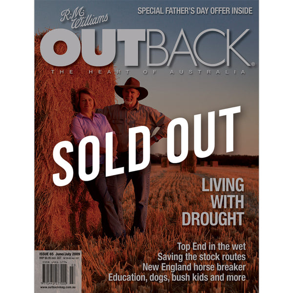 OUTBACK Magazine - Issue 65 - Jun/Jul 2009
