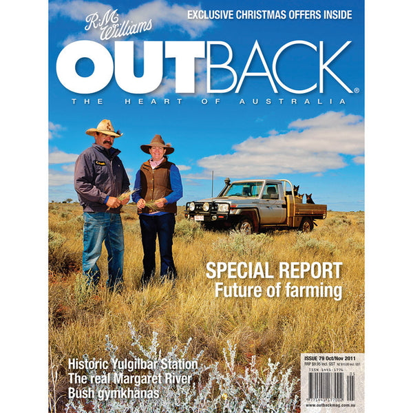 OUTBACK Magazine - Issue 79 - Oct/Nov 2011