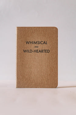 Pocket Journal | Wild-Hearted