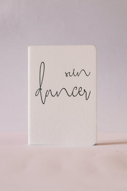 Pocket Journal | Sun dancer