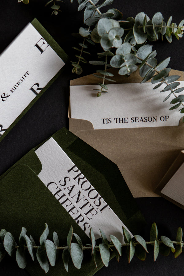 'Tis the Season // Petite Card