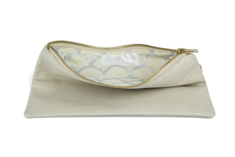 Arabella Textured Clutch