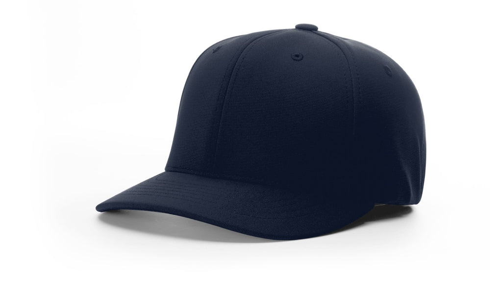 "Richardson Umpire's Cap UMP643 2 1/2"" Peak - NAVY"