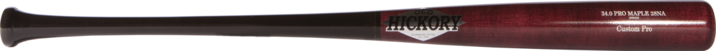 Old Hickory Nolan Arenado 28NA Stock Wood Baseball Bat