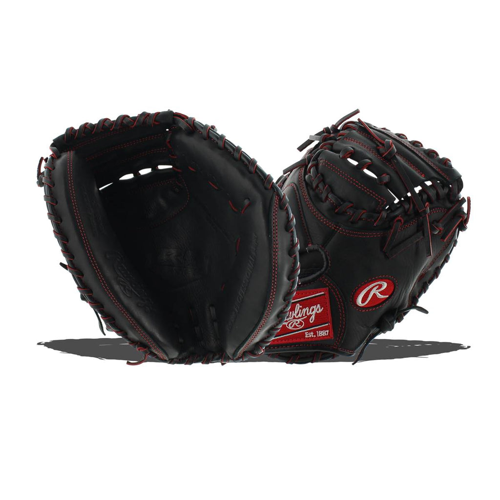 "Rawlings R9 Series 32"" Youth Catcher's Mitt R9YPTCM32B"