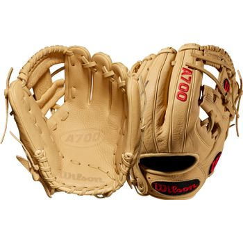 "WILSON 2019 A700 11.50"" BASEBALL GLOVE - RIGHT HAND THROW - A07RB19115"
