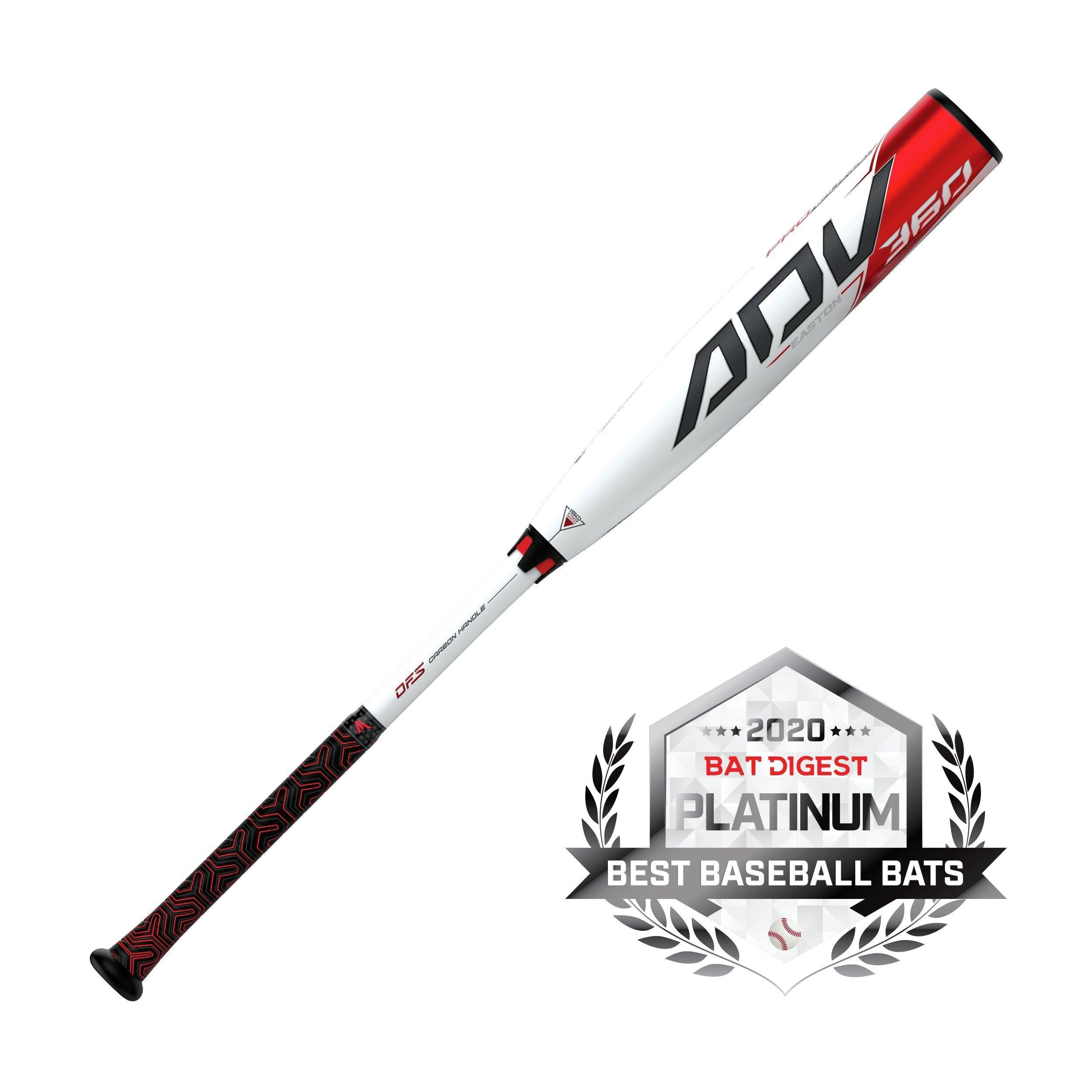Easton ADV 360 -5 (2 5/8) - Baseball Bat - SL20ADV58 - USSSA