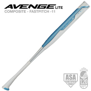 Open image in slideshow, Axe Bat Avenge LITE -11 Fastpitch Bat ASA/ISF