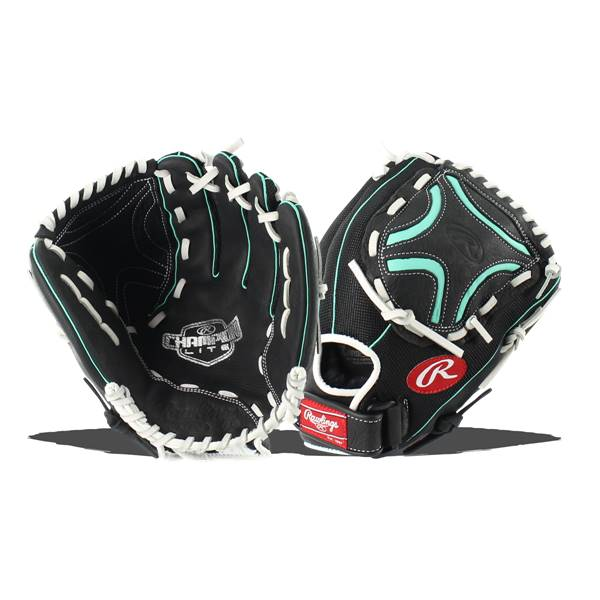 "Rawlings Champion Lite 11.5"" Fastpitch Softball Glove CL115BMT"