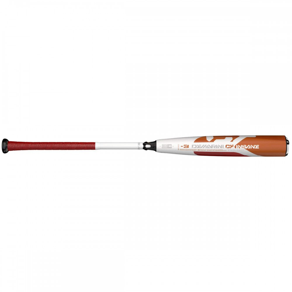 DeMarini 2018 CF Insane Endloaded -3 BBCOR
