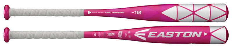 Easton 2018 Pink Sapphire -10 Fastpitch