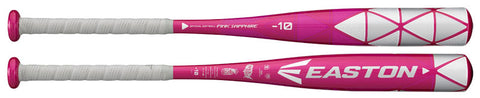 Easton 2018 Pink Sapphire -10 Fastpitch Softball Bat FP18PSA
