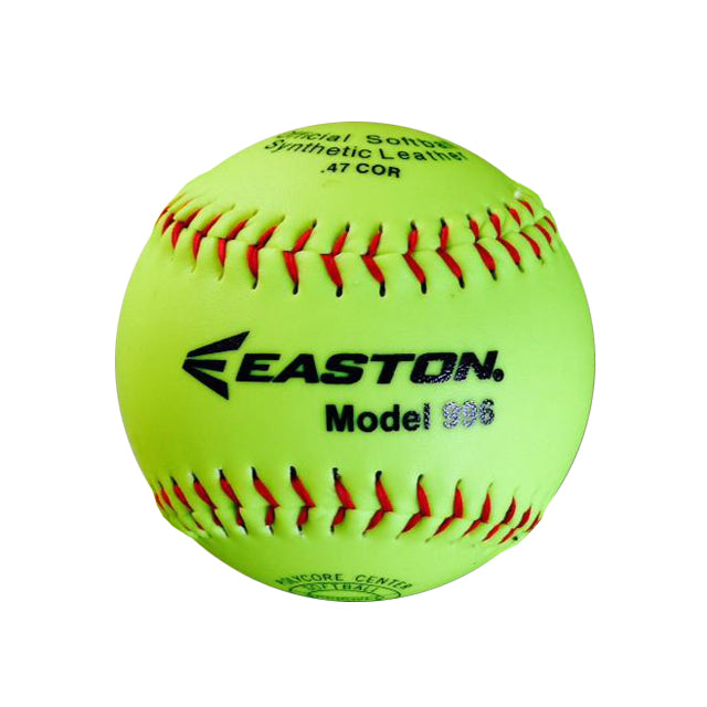 "Easton 996 12"" Softball (Practice Ball)"