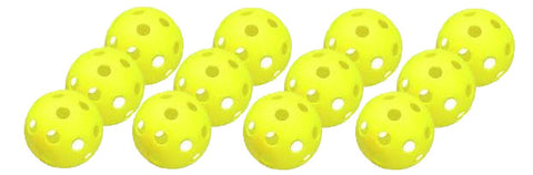 ESA Softball Wiffle Ball 12 Pack