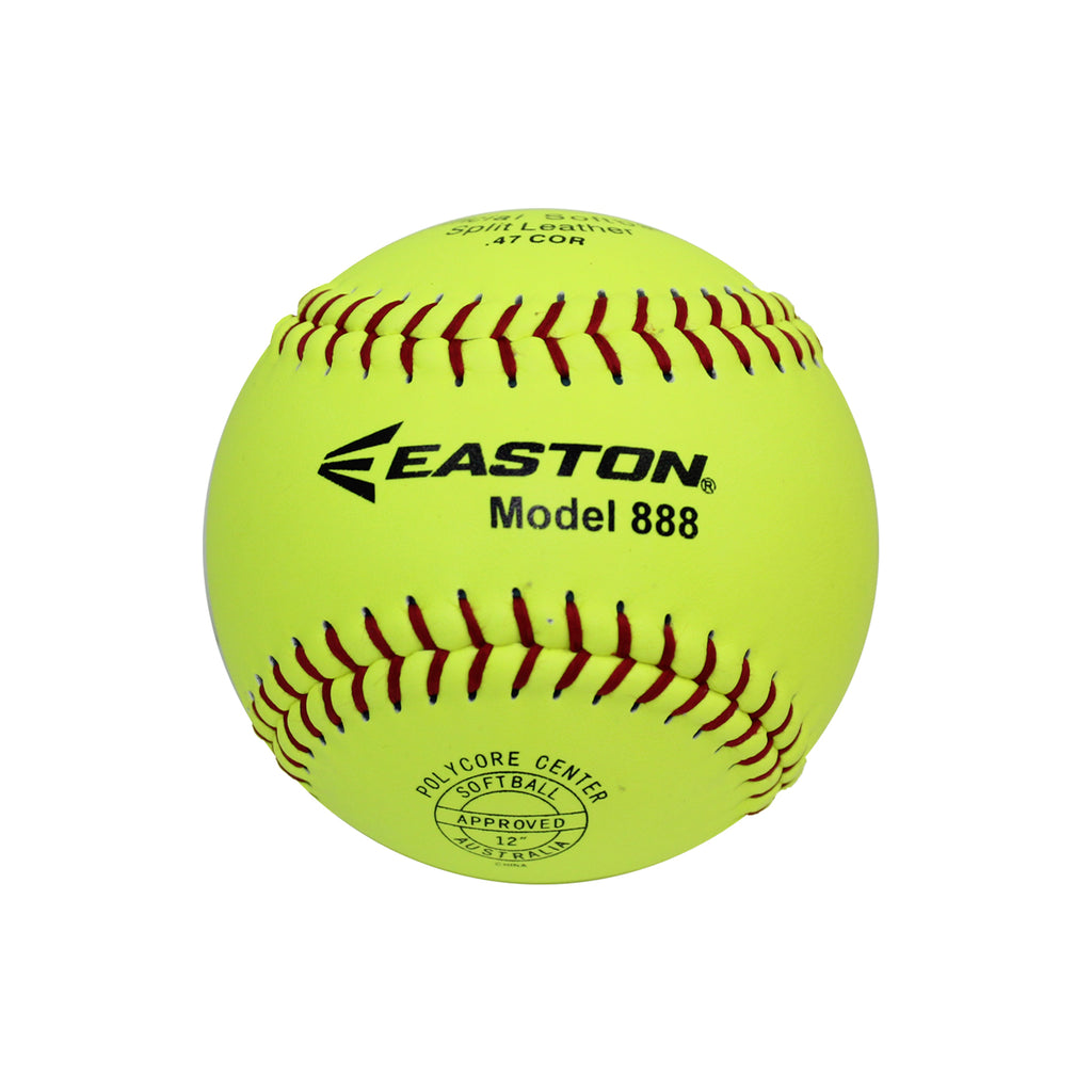 "Easton 888 12"" Softball (Game Ball)"