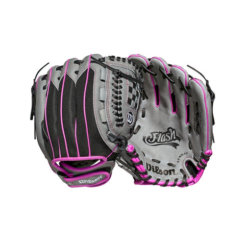 "Wilson Flash Youth Glove 11"" - Right Hand Throw - A04RF1911"