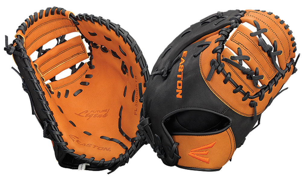 "Easton Future Legend 11.5"" First Base Mitt FL3000BKTN Left Hand Throw"