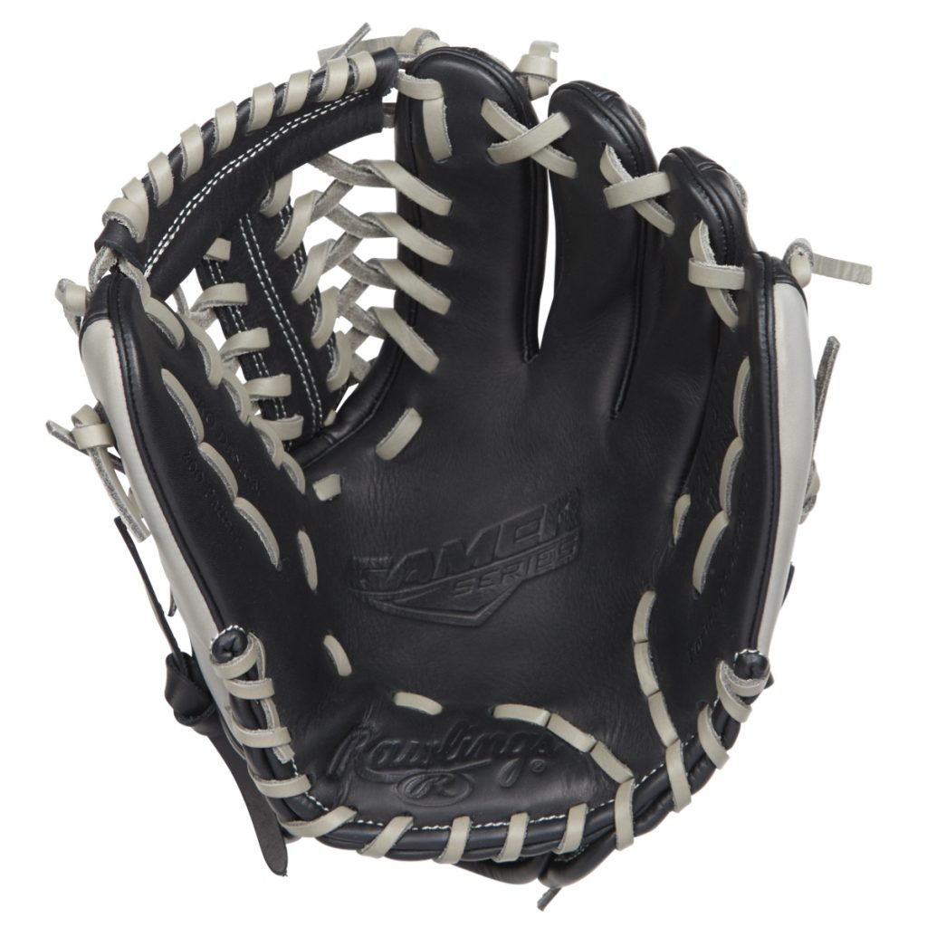 "Rawlings Gamer 11.5"" Baseball Glove G204-4BG"