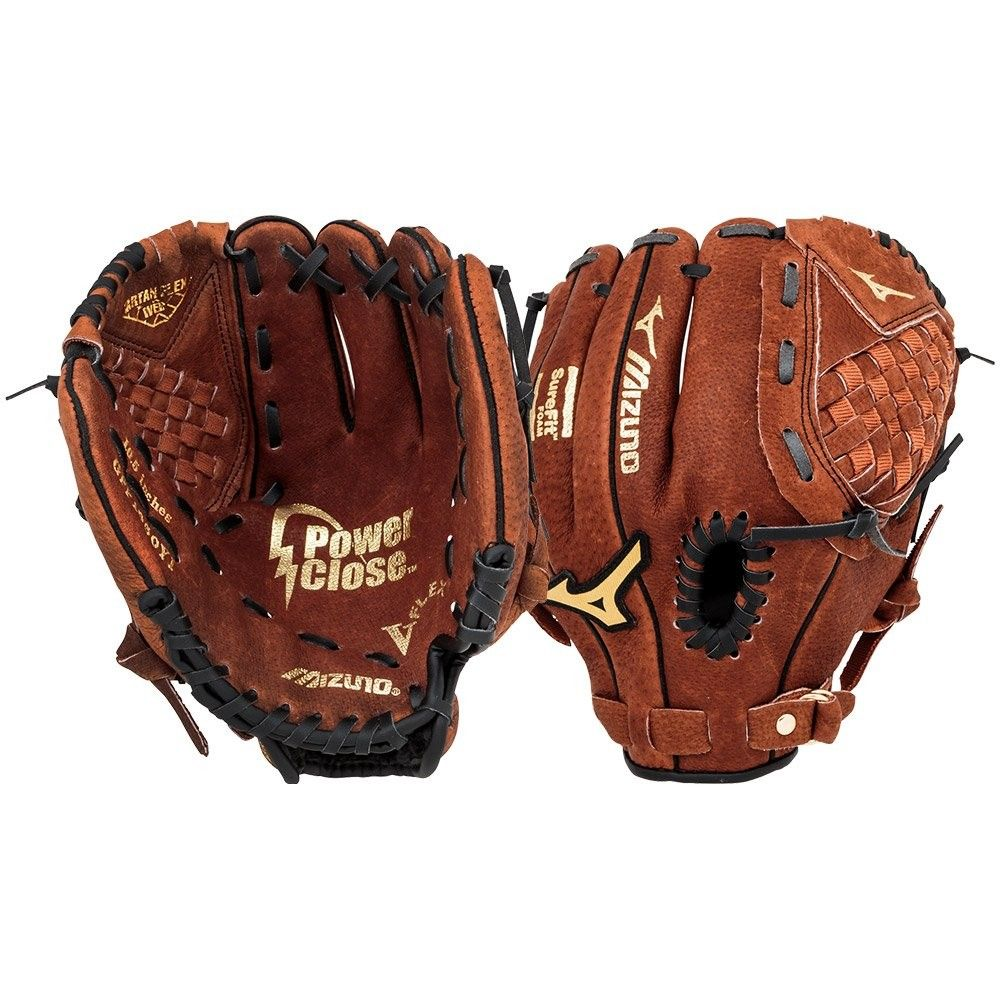 "Mizuno Prospect 10.5"" Brown Youth Glove GPP1050Y1"