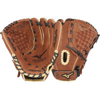 "Mizuno Prospect Power Close 11"" Youth Fielding Glove GPP1100Y3 PEANUT/BLACK"