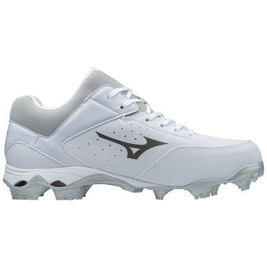 9-Spike Advanced Finch Elite 3 Women's Cleats White