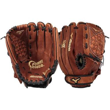 "Reliance 10"" Glove & Ball Combo Brown/Black RGBP10"