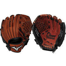 "Mizuno Prospect 10.5"" Brown Youth Glove GPP1050"