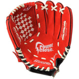 "Mizuno Prospect 11.5"" Youth Fielding Glove Red GPP1150Y2RD"