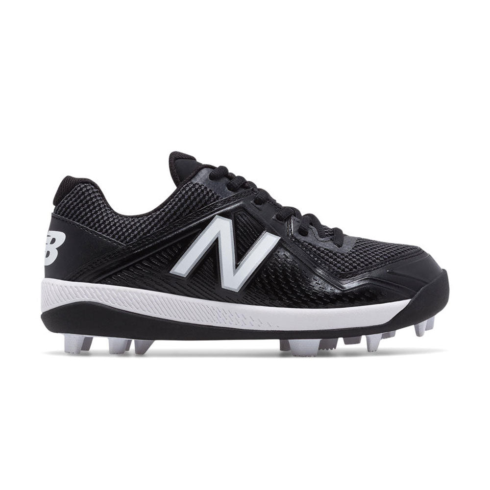 New Balance J4040BK4 Jnr Molded Baseball Cleats