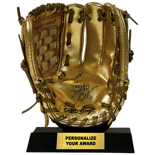 Rawlings Miniature Gold Glove Award