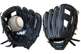MVP Synthetic Leather Ball Glove - BLACK RHT