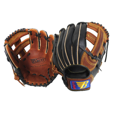 "Brett Pro Legend Cowhide 11.5"" Fielding Glove PLS-12-215-A"