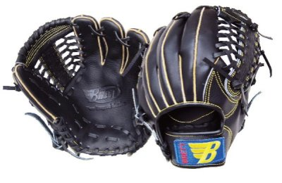 "Brett Pro Legend Cowhide 11.5"" Fielding Glove PLS-12-217"