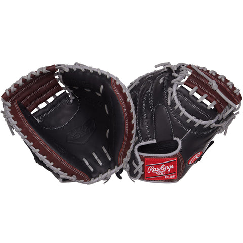 "Rawlings R9 Series 32.5"" Baseball Catcher's Glove R9CM325BSG"