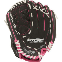 "Open image in slideshow, Rawlings Storm 10.5"" Softball Glove ST1050FPP"